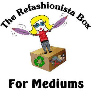 The Refashionista Box for Mediums